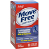 Schiff Vitamins Schiff Move Free Advanced Triple Strength Plus MSM and Vitamin D3 - 80 Coated Tablets HGR 0144816