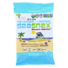 SeaSnax Organic Classic Single - 5 Full Sheets - Case of 12 - 0.36 oz. HGR01513605