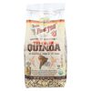 Bob's Red Mill Organic Tri-Color Quinoa Grain - 16 oz. - Case of 4 HGR 01513928