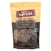 Back To Nature Chocolate Delight Granola - Whole Grain Rolled Oats and Dark Chocolate Chunks - Case of 6 - 11 oz. HGR 01516053