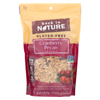 Back To Nature Cranberry Pecan Granola - Whole Grain Rolled Oats with Tart Cranberries and Crunchy Pecans - Case of 6 - 11 oz. HGR 01516061