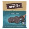 Creme Cookies - Classic - Case of 6 - 12 oz.