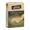 California Lemon Cookies - Case of 12 - 9 oz.