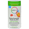Rainbow Light Vitamin D3 Sunny Gummies Tangy Orange - 400 IU - 60 Gummies HGR0152660