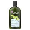 Avalon Organics Conditioner - Cucumber - Gluten Free - 11 oz. - 1 each HGR 01533611