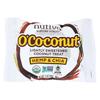 Organic O Coconut Bar - Hemp and Chia - .5 oz. - Case of 24