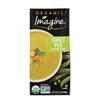 Imagine Foods Creamy Sweet Pea Soup - Organic - Case of 12 - 32 oz.. HGR0154401