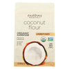 Nutiva Organic Virgin Oil - Coconut - Case of 6 - 1 lb. HGR 01558790