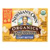 Newman's Own Organics Organic Popcorn - Light Butter - Case of 12 - 2.8 oz.. HGR0157263
