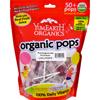 Yummy Earth Organic Pomegranate Pucker Lollipops - 12.3 oz HGR 157396
