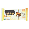Theo Chocolate Peanut Butter Cups - Dark Chocolate - 1.3 oz. - Case of 12 HGR 01573963