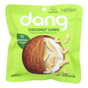 Dang Coconut Chips - Original Recipe - Case of 24 - .7 oz. HGR 01578509