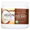 Jason Natural Products Coconut Oil - Organic - Virgin - 15 fl oz. HGR 01608298