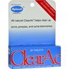 Hyland's ClearAc - 50 Tablets HGR 0161463