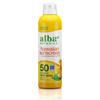 Alba Botanica Sunscreen - Hawaiian - Clear Spray SPF 50 - Nourishing Coconut - 6 oz. HGR 01629328