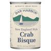 Soup Bisque Crab - Case of 6 - 10.5 oz..