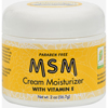 At Last Naturals MSM Cream Moisturizer with Vitamin E - 2 oz HGR 0167684