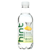 Hint Pineapple Water - Pineapple, Unsweetened - Case of 12 - 16 Fl oz. HGR 01684356