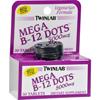 Twinlab Mega B-12 Dots - 5000 mcg - 30 Tablets HGR 0170035