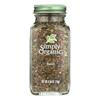 Basil Leaf - Organic - Sweet .54 oz.
