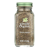 Simply Organic Black Pepper - Organic - Medium Grind - 2.31 oz. HGR 0170852