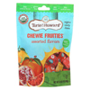 Chewie Fruities - Assorted - Case of 6 - 4 oz.