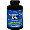 Health Support Coconut Oil Diet - 180 Softgel Capsules HGR 0173534