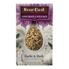Near East Long Grain & Wild Rice - Garlic - Case of 12 - 5.9 oz HGR 0173732