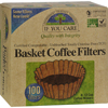 breakroom appliances: If You Care - Coffee Filters - 100 Ct