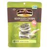 Annie Chun's Seaweed Crisp - Brown Rice - Case of 10 - 1.27 oz. HGR01753862