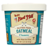 Bob's Red Mill Gluten Free Oatmeal Cup, Classic with Flax/Chia - 1.81 oz. - Case of 12 HGR 01770619