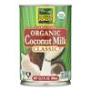 Native Forest Organic Classic - Coconut Milk - Case of 12 - 13.5 Fl oz.. HGR0177113