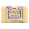 A La Maison Bar Soap - Rose Lilac - 8.8 oz. HGR 01781400