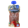 Clearly Crafted - Apple, Blueberries and Oats - Case of 16 - 4 oz.