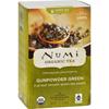 Clean and Green: Numi - Gunpowder Green Tea - 18 Tea Bags - Case of 6
