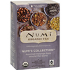 Clean and Green: Numi - Numi's Collection Assorted Melange - 18 Tea Bags - Case of 6