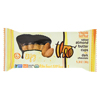 Theo Chocolate Salted Almond Butter Cups - Dark Chocolate - Case of 12 - 1.3 oz. HGR 01824432