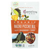 Essential Living Foods Machu Picchu Mix - Cacoa, Mulberry and Goji - Case of 6 - 6 oz. HGR 01829746
