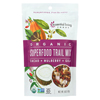 Essential Living Foods Superfood Trail Mix - Cacoa, Mulberry and Goji - Case of 6 - 6 oz. HGR 01829787