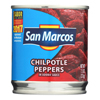 Peppers - Chipolte - Case of 24 - 7.5 oz.