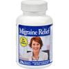 RidgeCrest Herbals Extra Strength Migraine Relief - 60 Capsules HGR 183780