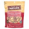 Back To Nature Cashew Almond Pistachio Mix - Case of 9 - 9 oz. HGR01838929