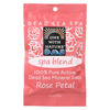 One With Nature Spa Blend Rose Petal Dead Sea Mineral Bath - Salt - Case of 6 - 2.5 oz. HGR 01841725