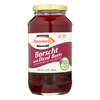 Manischewitz Borscht with Shredded Beets - Case of 12 - 24 oz.. HGR 0184655