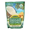Let's Do Organics Organic Shredded - Coconut - Case of 12 - 8 oz.. HGR0187153