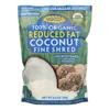 Let's Do Organics Organic Lite Shredded - Coconut - Case of 12 - 8.8 oz.. HGR0187211