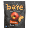 Bare Fruit Apple Chips - Cinnamon - Case of 12 - 3.4 oz. HGR01889450