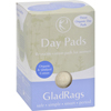 Clean and Green: Gladrags - Organic Undyed Day Pads - 3 Pack