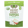 Manitoba Harvest Hemp Heart Toppers - Onion - Garlic & Rosemary - Case of 12 - 4.4 oz. HGR 01896133