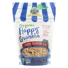Organic Happy Granola - Sprouted Blueberry Flax - Case of 6 - 11 oz.